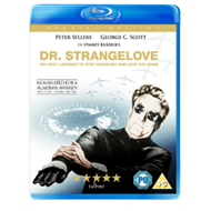 Produktbilde for Dr Strangelove (UK-import) (BLU-RAY)