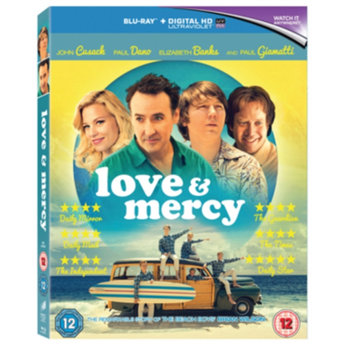 Love & Mercy (UK-import) (BLU-RAY)