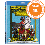 The Adventures Of Baron Munchausen (UK-import) (BLU-RAY)