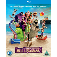 Produktbilde for Hotel Transylvania 3 - A Monster Vacation (UK-import) (BLU-RAY)