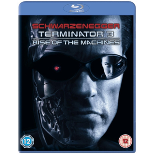 Terminator 3 - Rise Of The Machines (UK-import) (BLU-RAY)