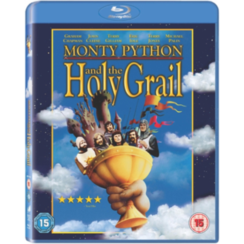 Monty Python And The Holy Grail (UK-import) (BLU-RAY)