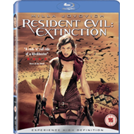 Produktbilde for Resident Evil: Extinction (UK-import) (BLU-RAY)