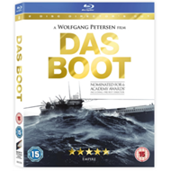 Produktbilde for Das Boot: The Director's Cut (UK-import) (BLU-RAY)