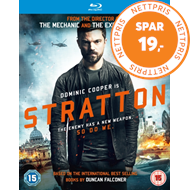 Produktbilde for Stratton (UK-import) (BLU-RAY)