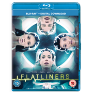 Produktbilde for Flatliners (UK-import) (BLU-RAY)