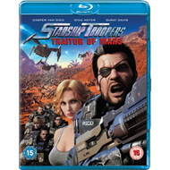 Produktbilde for Starship Troopers: Traitor Of Mars (UK-import) (BLU-RAY)