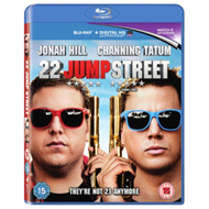 Produktbilde for 22 Jump Street (UK-import) (BLU-RAY)