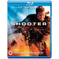 Produktbilde for Shooter (UK-import) (BLU-RAY)