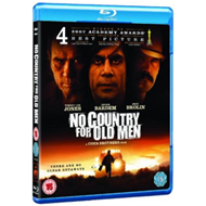 No Country For Old Men (UK-import) (BLU-RAY)