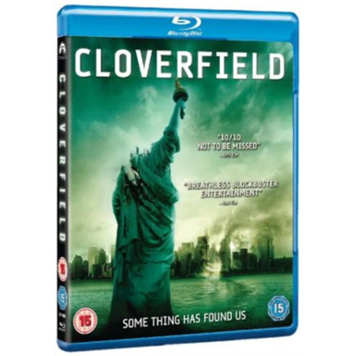 Cloverfield (UK-import) (BLU-RAY)