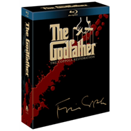Godfather Trilogy (UK-import) (BLU-RAY)