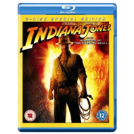 Produktbilde for Indiana Jones And The Kingdom Of The Crystal Skull (UK-import) (BLU-RAY)
