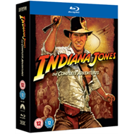 Produktbilde for Indiana Jones: The Complete Collection (UK-import) (BLU-RAY)