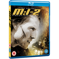 Mission: Impossible 2 (UK-import) (BLU-RAY)