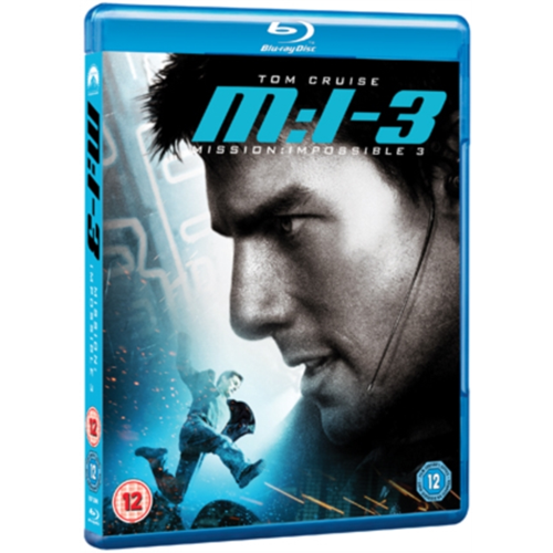 Mission: Impossible 3 (UK-import) (BLU-RAY)