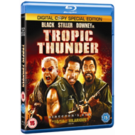 Tropic Thunder (UK-import) (BLU-RAY)