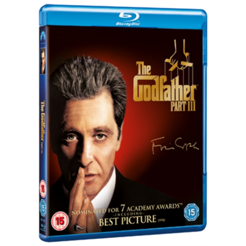Godfather: Part III (UK-import) (BLU-RAY)