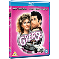 Grease (UK-import) (BLU-RAY)