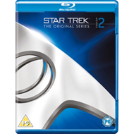 Produktbilde for Star Trek The Original Series: Season 2 (UK-import) (BLU-RAY)
