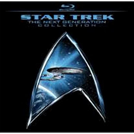Star Trek The Next Generation: Movie Collection (UK-import) (BLU-RAY)