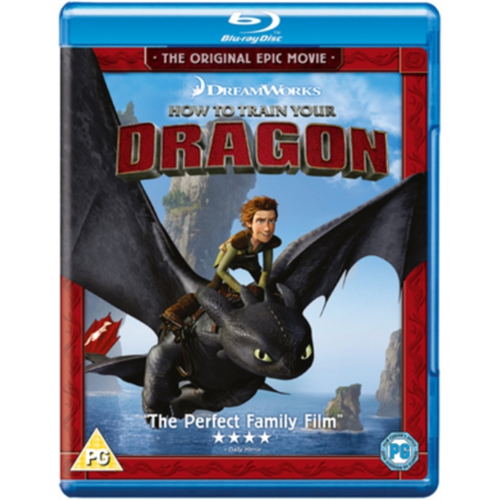 How To Train Your Dragon (UK-import) (BLU-RAY)