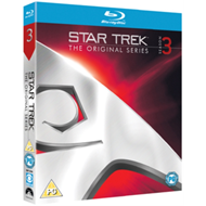 Produktbilde for Star Trek - The Original Series 3 Remastered (BLU-RAY)