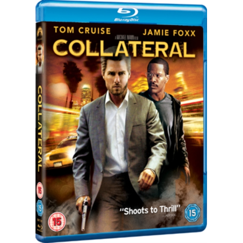 Collateral (UK-import) (BLU-RAY)