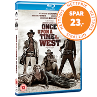 Produktbilde for Once Upon A Time In The West (UK-import) (BLU-RAY)