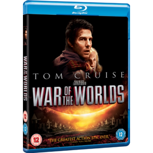 War Of The Worlds (UK-import) (BLU-RAY)