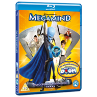 Produktbilde for Megamind (UK-import) (BLU-RAY)