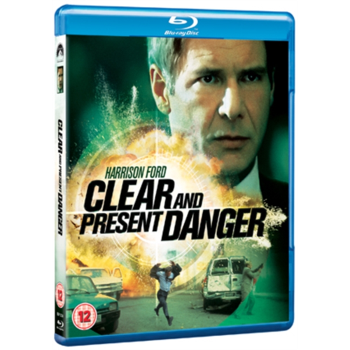 Clear And Present Danger (UK-import) (BLU-RAY)