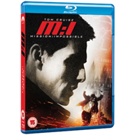 Produktbilde for Mission: Impossible (UK-import) (BLU-RAY)