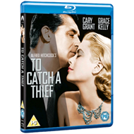 To Catch A Thief (UK-import) (BLU-RAY)