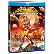 Barbarella (UK-import) (BLU-RAY)