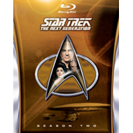 Star Trek The Next Generation: The Complete Season 2 (UK-import) (BLU-RAY)