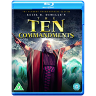 Ten Commandments (UK-import) (BLU-RAY)