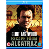 Escape From Alcatraz (UK-import) (BLU-RAY)