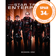Produktbilde for Star Trek - Enterprise: Season 1 (UK-import) (BLU-RAY)