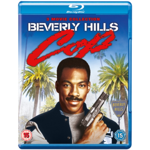 Beverly Hills Cop: Triple Feature (UK-import) (BLU-RAY)
