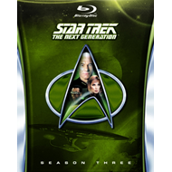 Star Trek The Next Generation: The Complete Season 3 (UK-import) (BLU-RAY)