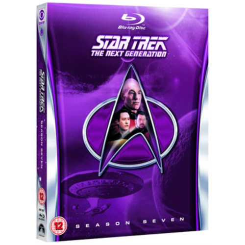 Star Trek The Next Generation: The Complete Season 7 (UK-import) (BLU-RAY)