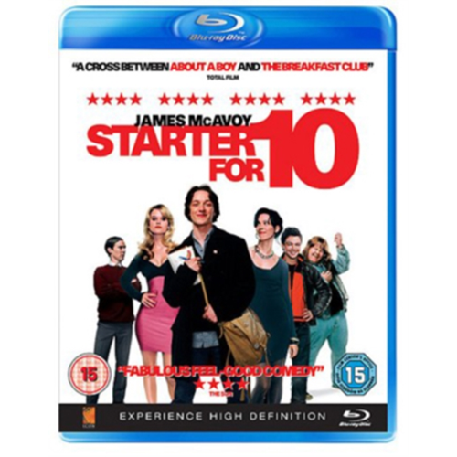 Starter For 10 (UK-import) (BLU-RAY)