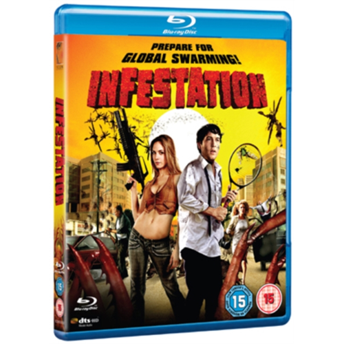 Infestation (UK-import) (BLU-RAY)