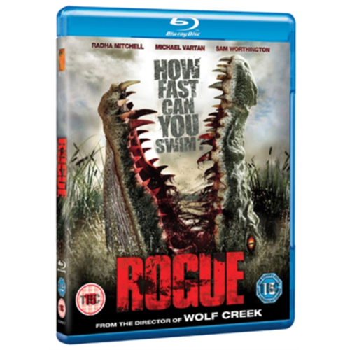 Rogue (UK-import) (BLU-RAY)
