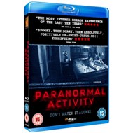 Produktbilde for Paranormal Activity (UK-import) (BLU-RAY)