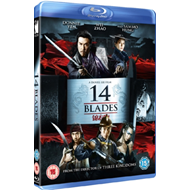 14 Blades (UK-import) (BLU-RAY)