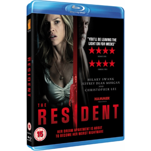 The Resident (UK-import) (BLU-RAY)