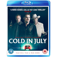 Cold In July (UK-import) (BLU-RAY)