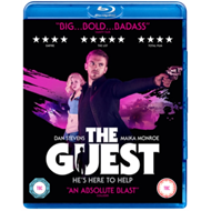 Produktbilde for The Guest (UK-import) (BLU-RAY)